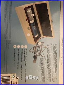 Sterling Audio Ocean Way Signiature Edition Allen Sides ST6050 Condenser Mic