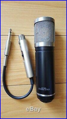Sterling Audio ST55 Large Diaphragm FET Condenser Mic withLine Transformer