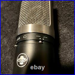 Sterling Audio ST55 Mic With Cable, Case, Mic Case, Shockmount & Pop Filter
