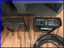 Super Long Range Shotgun Mic Audio Technica AT895 Delta Beam RARE FIND