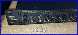 Symetrix 528e Mic microphone Processor analog audio gear 528 e needs repair
