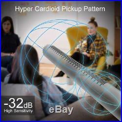 Synco Audio D2 Mic Hyper-Cardioid Condenser Shotgun Microphone
