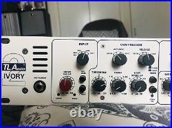 TL Audio 5051 Mic/Line/Ins Processor Tube Microphone Preamp-EQ-Compressor Tested
