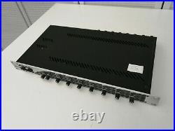Terratec Audio System EWS MIC 8, externer 48,3 cm (19 Zoll) Vorverstärker/Wandle