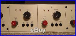 Tl Audio Ivory Pa-5001 4 Channels Tube Valve Microphone MIC Preamp Rack Mount