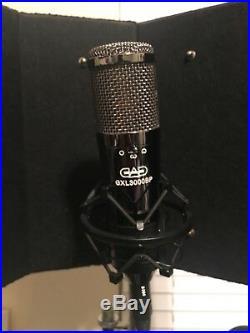 U87 sound John Bonnel Mic Mod On a RARE CAD GXL300BP