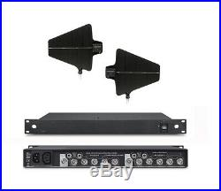 UHF Wideband Antenna Distribution System for Audio-Technica Wireless mic System