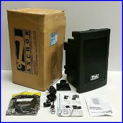 USED ONCE Anchor EXP-6000 Explorer Pro all in one microphone speaker system