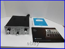Universal Audio 710 Twin-Finity Tone Blending Tube Mic Microphone Pre-Amp preamp