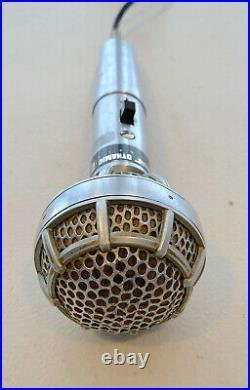University Sound 5100 Microphone rare vintage mic