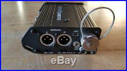 Used Sound Devices Mix Pre-D 2 Channel Mic Pre-Amp