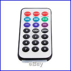 Vonyx 170.303 15 Active Powered Bluetooth Audio PA System Mic 600 Watt