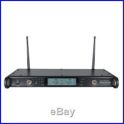 W Audio DTM600H Twin Handheld Diversity System (CH38)