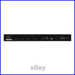 W Audio RM Quartet Handheld Radio Microphone System