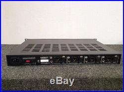 Warm Audio WA-412 4-Channel API style Discrete Microphone Preamp DI Mic pre