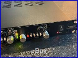 Warm Audio WA-412 Amazing 4 ch Mic Pre Clone Microphone Preamp, Pristine