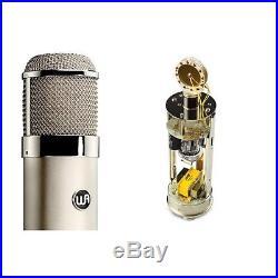Warm Audio WA-47 Large-Diaphragm Tube Condenser Studio Recording Microphone Mic