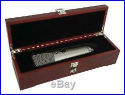 Warm Audio WA-87 FET Condenser Microphone Multi-Pattern Recording Studio Mic