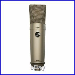 Warm Audio WA-87 Multi-Pattern Condenser Mic Based On The Classic'87, Cinemag