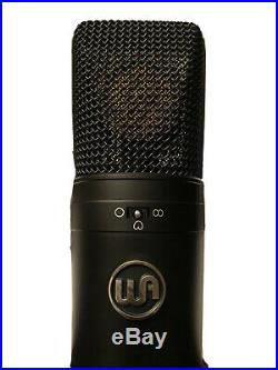 Warm Audio WA87 Condenser Mic Excellent condition IN BOX