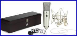 Warm Audio WA87 Large-Diaphragm Cardioid Condenser FET Studio Mic Microphone
