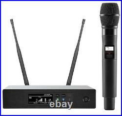 Wireless Pro Audio Condenser Microphone System UHF True Diversity Receiver Mics